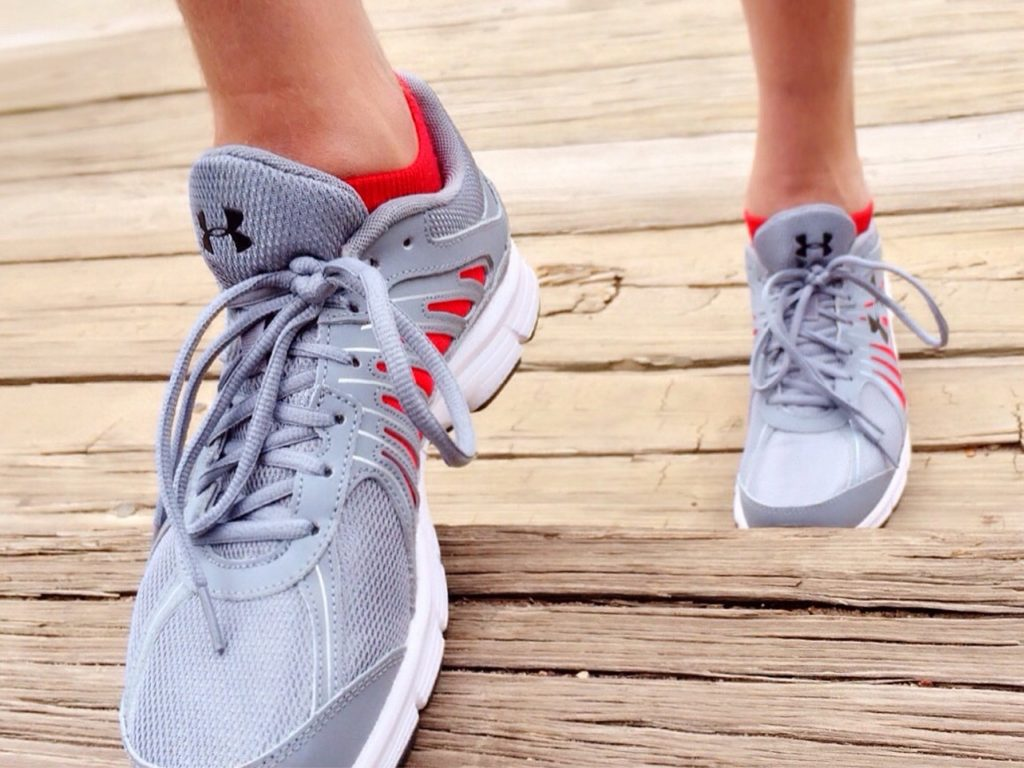 Is there any benefit or harm of using ankle weights when walking or running?